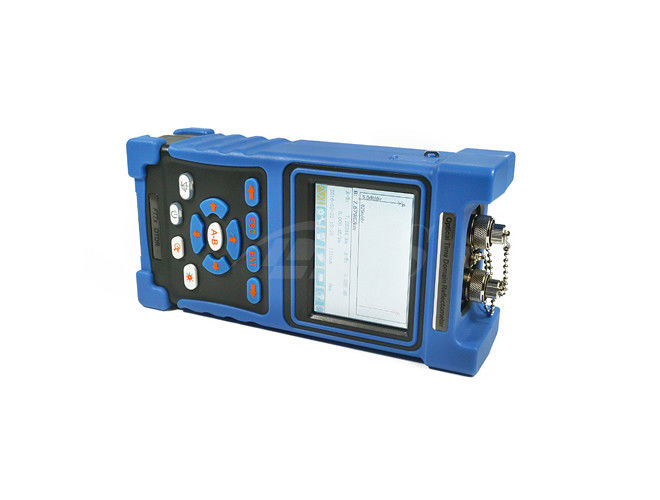 Chiny DYS3028 Palm OTDR Fiber Optic Test Equipment With 650nm Visible Light Source dostawca